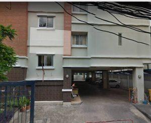 อพาร์ทเม้นท์พญาไท พหลโยธินซอย1