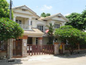 บ้านมัณฑนา LH ศรีสมาน สรงประภา