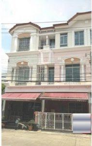 บ้านพระราม9 ลาดพร้าว บ้านกลางเมือง หัวมุม