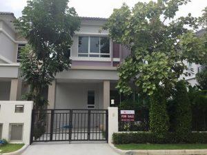 บ้านเดี่ยวพระราม5 นนทบุรี ถนนนครอินทร์พระราม5