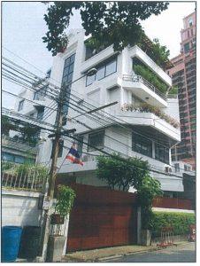 อาคารตึกสุขุมวิท 4 ชั้นและ2ชั้น คลองเตยพระราม4