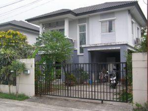 บ้านเดี่ยวนนทบุรี ถนนชัยพฤกษ์ แจ้งวัฒนะ ถนนชัยพฤกษ์ แจ้งวัฒนะ เชิงสะพานพระราม4 ปากเกร็ด นนทบุรี