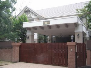 บ้านลัดดารมย์ วัชรพล 126.5 วา ติดถนนวัชรพล รัตนโกสินทร์