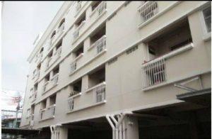 อพาร์ทเม้นท์ 5 ชั้น 370 วา พร้อมบ้านพักอาศัยและห้องเช่า 2 ชั้น 97 วา ติดกับอพาร์ทเม้นท์ รวม 467 วา ขายพร้อมกับอพาร์ทเม้นท์