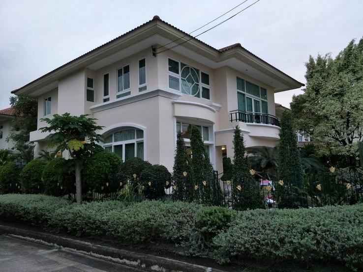 บ้านสวยพร้อมอยู่ศุภาลัย บ้านเดี่ยวหัวมุม ถนนประชาอุทิศ ทุ่งครุ 72 วา ไม่ค่อยได้อยู่อาศัย ใกล้พระจอมเกล้าบางมด วงแหวนใต้ พระราม2