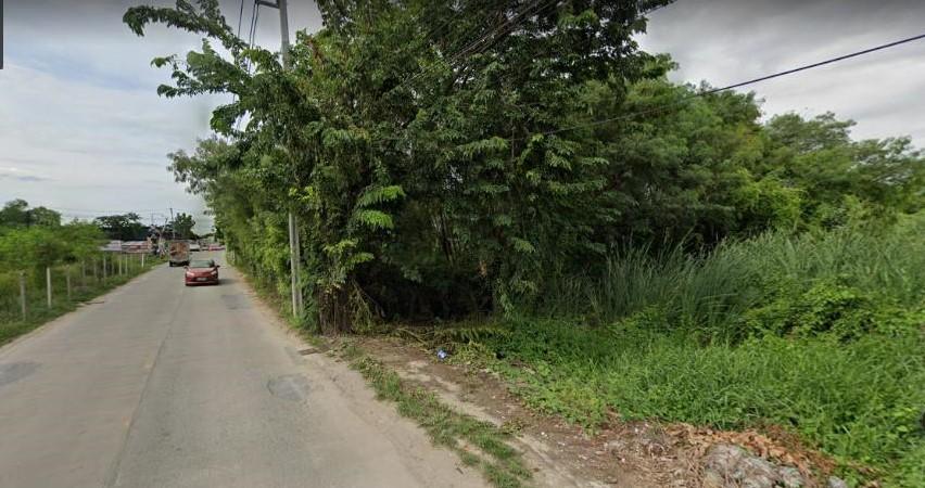ที่ดินตลิ่งชัน 117 วา ที่ดินสาย3 ศาลาธรรมสพน์ซอย48 ใกล้มหาวิทยาลัยมหิดล ศาลายา ถนนอักษะสาย3-สาย4