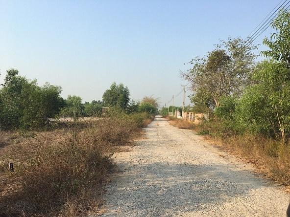 ที่ดินเสนา ที่ดินอยุธยา 600 วา ตำบลบ้านแถว อำเภอเสนา น้ำประปา ไฟฟ้าครบ