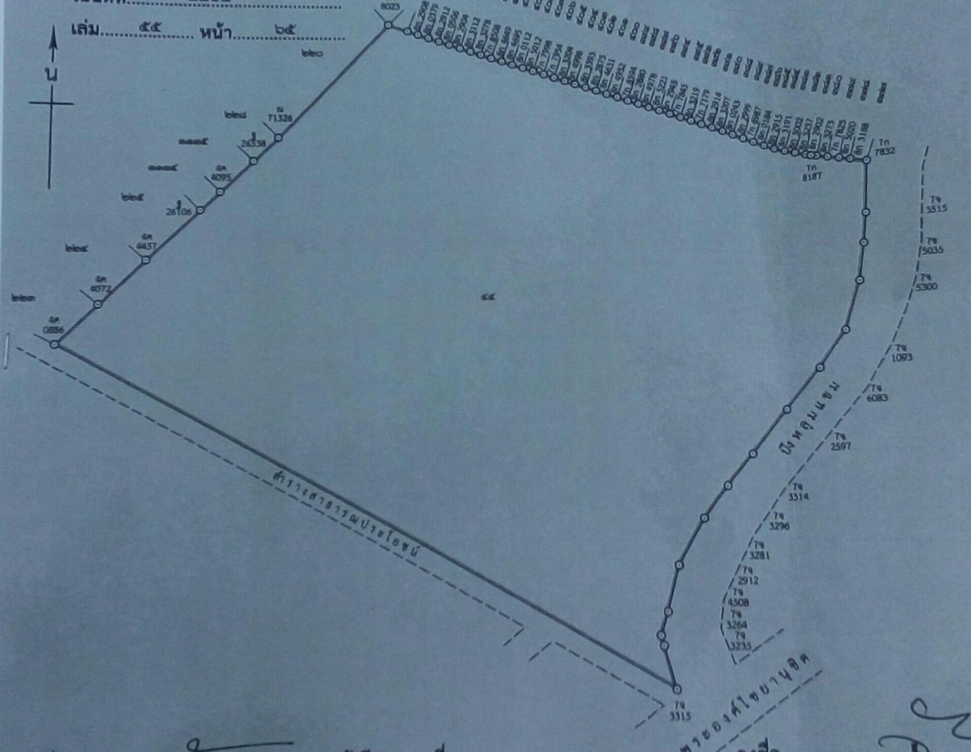 ที่ดินคลองหลวงแพ่ง ที่ดินฉะเชิงเทรา 217 ไร่ ถนนสุวินทวงศ์ ใกล้กับโรงเรียนเตรียมอุดม พัฒนาการ สุวินทวงศ์