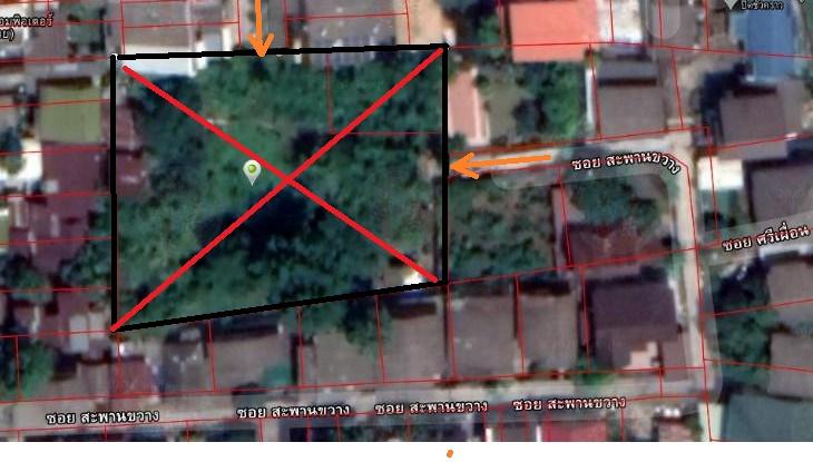 ที่ดินบางซื่อ เขตดุสิต ถนนประชาราษฏร์ ประชาราษฏร์สาย2 ใกล้เตาปูน ประชาชื่น ถนนกรุงเทพนนทบุรี ใกล้สถานีรถไฟฟ้าใต้ดิน MRT สถานีเตาปูน